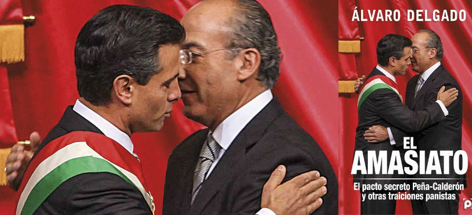Confirma la UIF investigación contra expresidentes Calderón y Peña Nieto