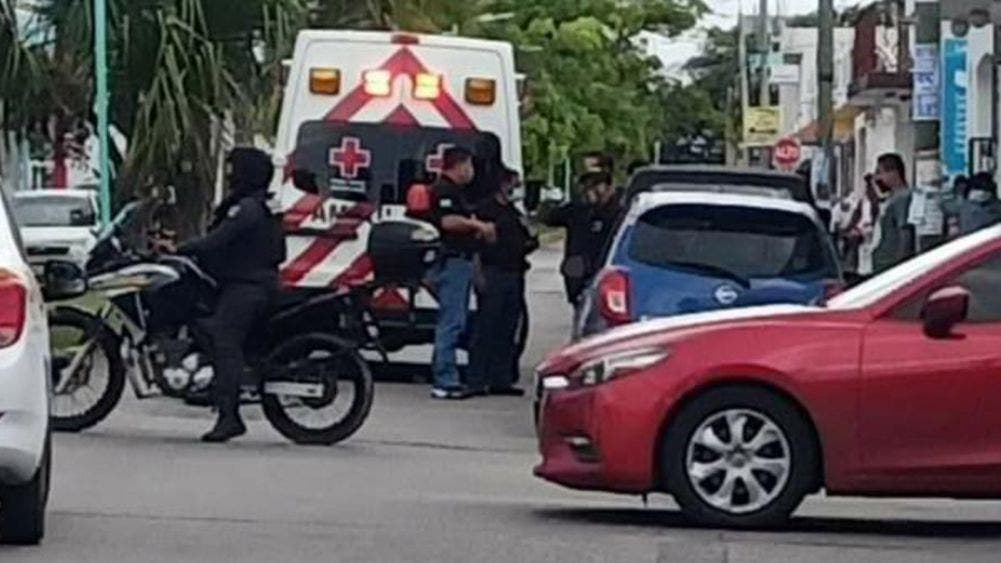 Violento asalto a cuentahabiente en Chetumal