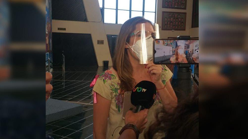 Denunciará Atenea Gomez a Hernán Villatoro por violencia política