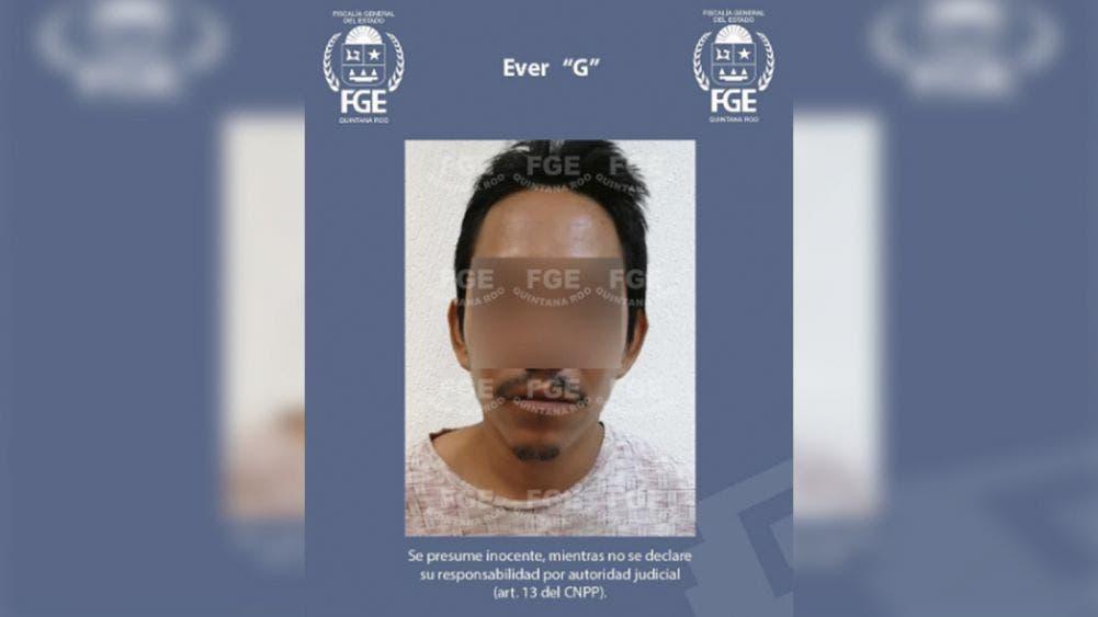Cae en manos de la FGE presunto violador en Playa Del Carmen
