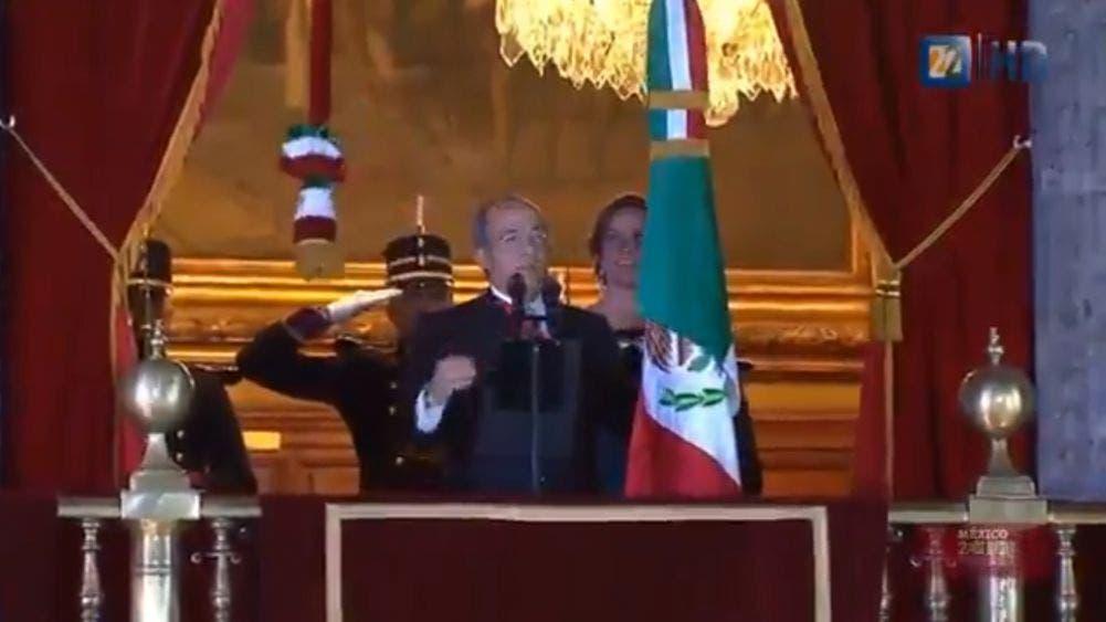 """""""¡Asesino! ¡Asesino! ¡Asesino!"""", evocan último Grito de Calderón"""