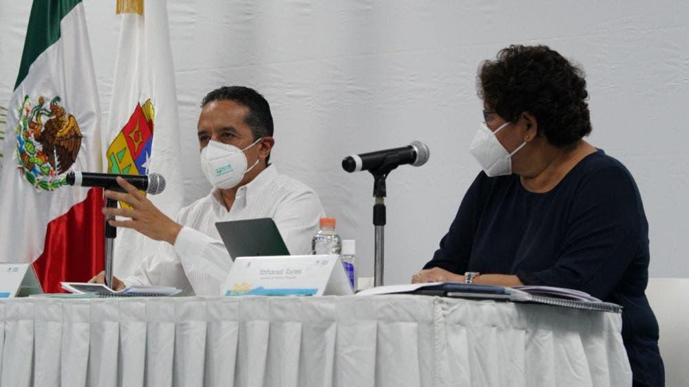 Quintana Roo aplicará Plan de Austeridad para equilibrar finanzas en 2021: Carlos Joaquín