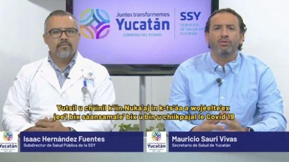 ya que de 17 mil 855 contagios hasta el momento en Yucatán