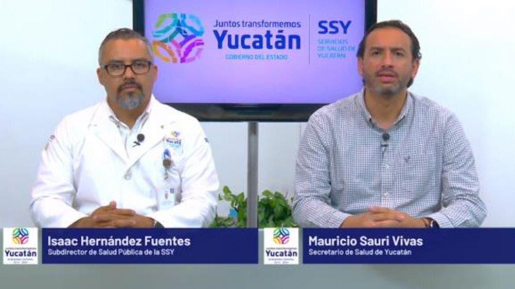Yucatán llegó a los 16 mil 355 casos de coronavirus y 2,153 muertes