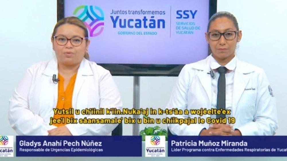 Le falta poco a Yucatán para llegar a los 17 mil casos de coronavirus