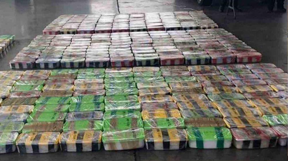 Decomisa el Ejercito Mexicano 400 kilos de crystal en Sonora