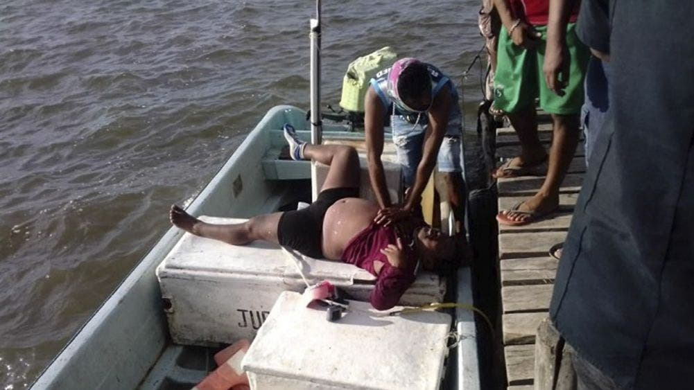 Sufre pescador descompresión en Dzilam; fue hospitalizado