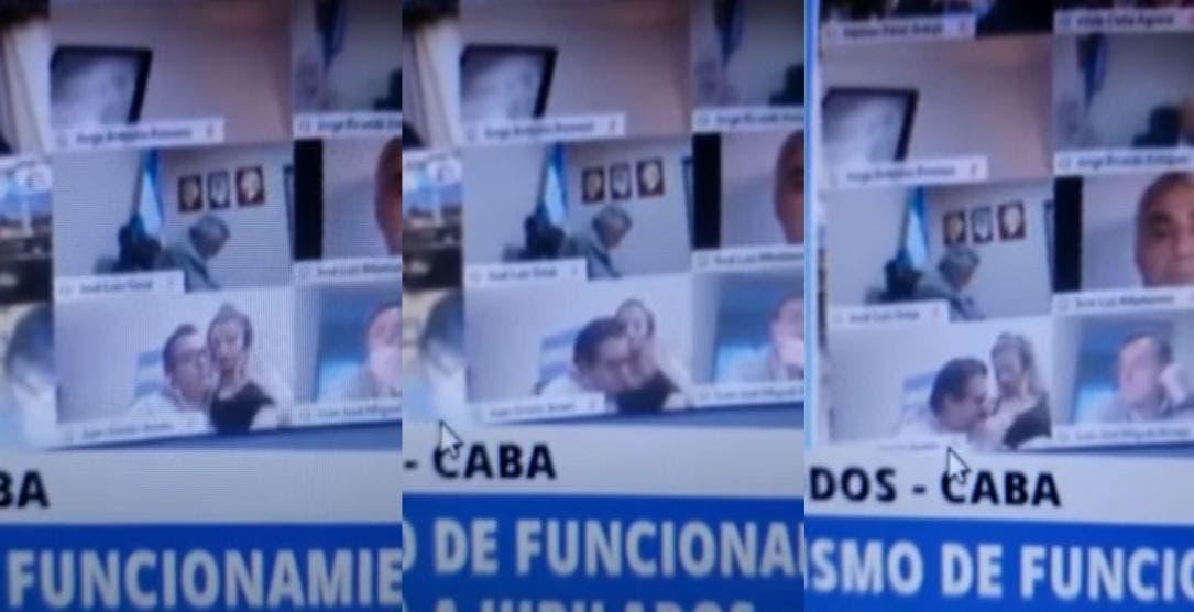 Renuncia diputado argentino que tuvo escena íntima en plena sesión