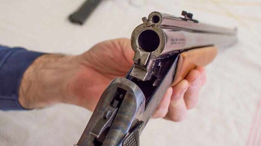 Sujeto en estado de ebriedad dispara a su esposa en la espalda(FOTO DE ARCHIVO)