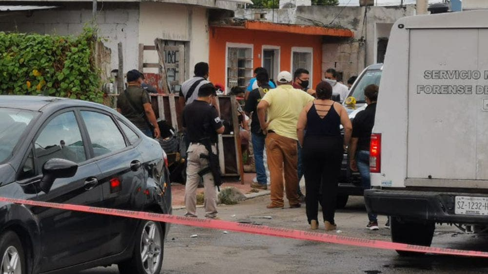 Ejecutan a balazos a joven de 17 años en Chetumal