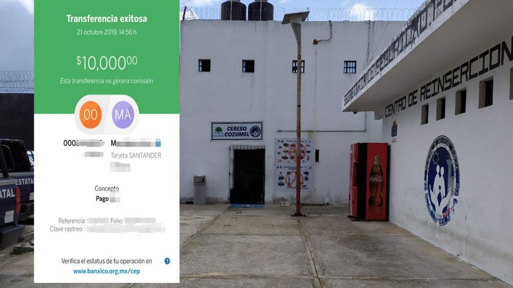 Denuncian por extorsión a ex encargada del cereso de Cozumel