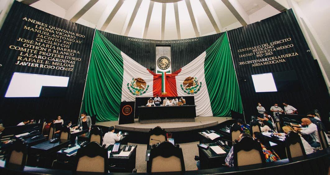 Romería: Llegó la 4T al Congreso de Quintana Roo.