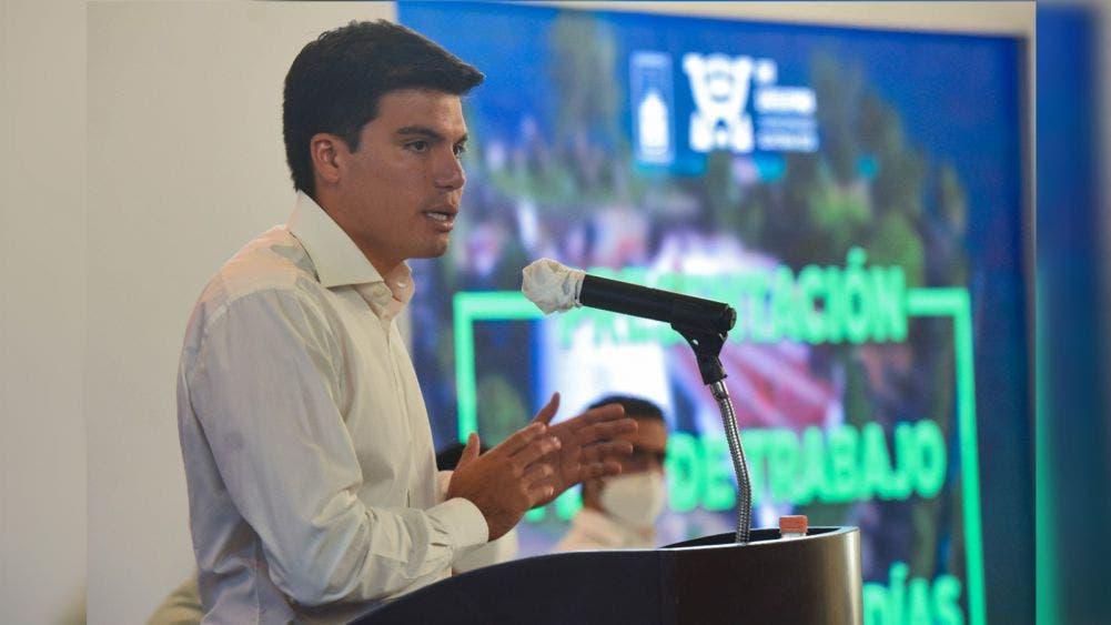 Gustavo Miranda asegura que trasparentará finanzas del Congreso