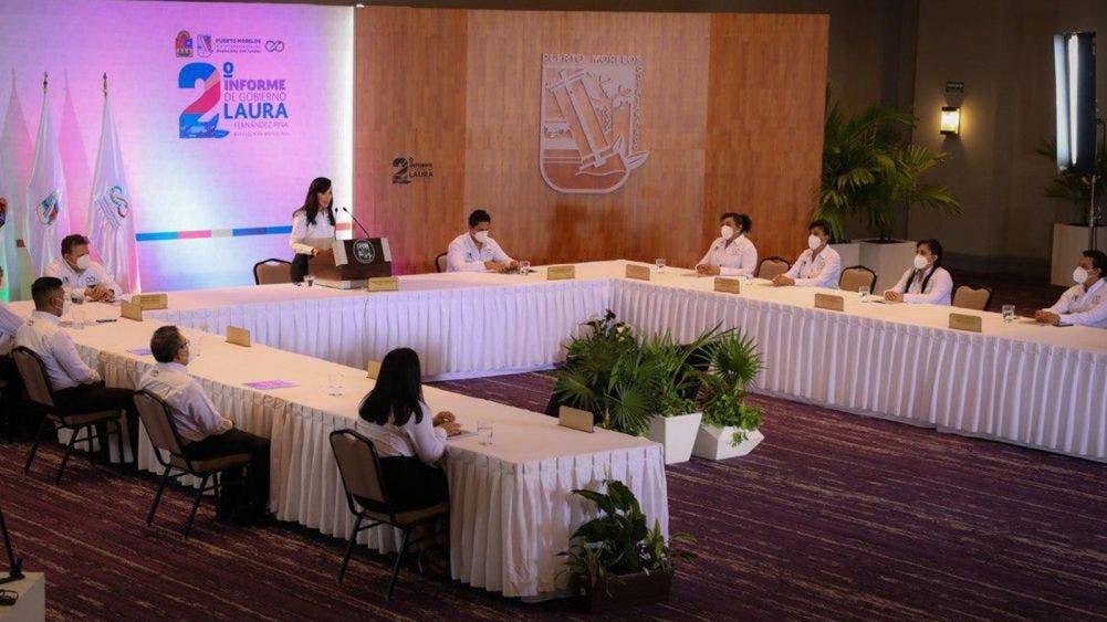 Laura Fernández hace un llamado a mantener la unidad y trabajar en equipo ante la adversidad
