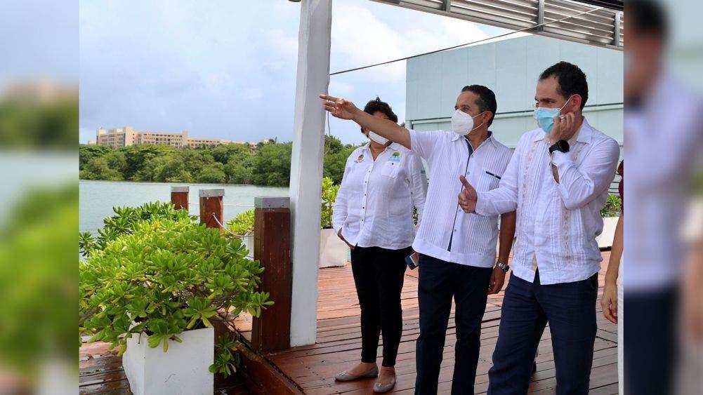 Quintana Roo firma con la SHCP convenio para combatir delitos financieros y fiscales: Carlos Joaquín