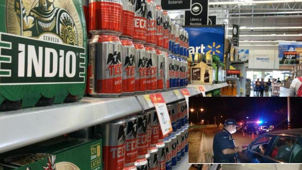 No habrá ley seca en Yucatán pero sí alcoholímetro los días 15 y 16 de septiembre