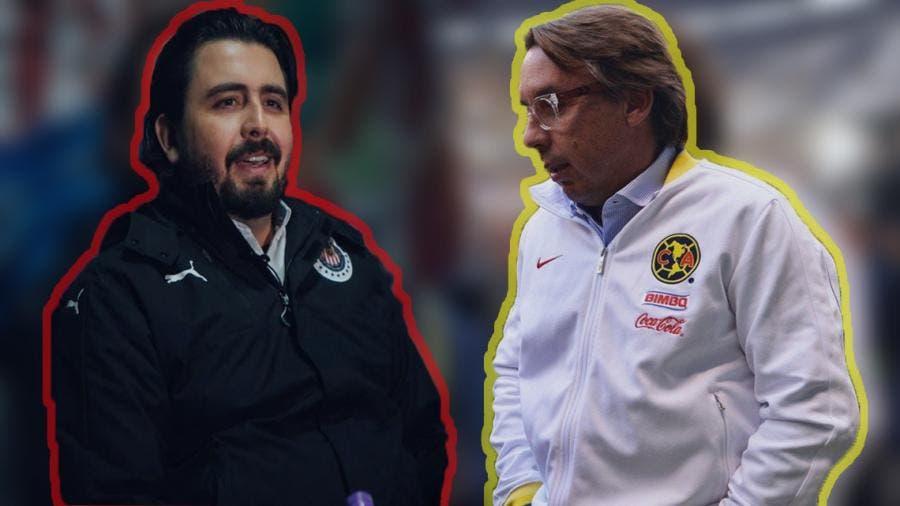 América vs Chivas: para ayudar a mariachis Vergara apuesta con Azcárraga