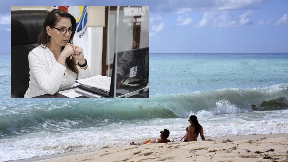 Cancún está de pie, sostiene Mara en cumbre de turismo sustentable