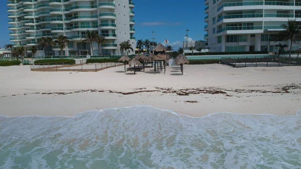 Rebasa ocupación hotelera de Cancún el 30 por ciento