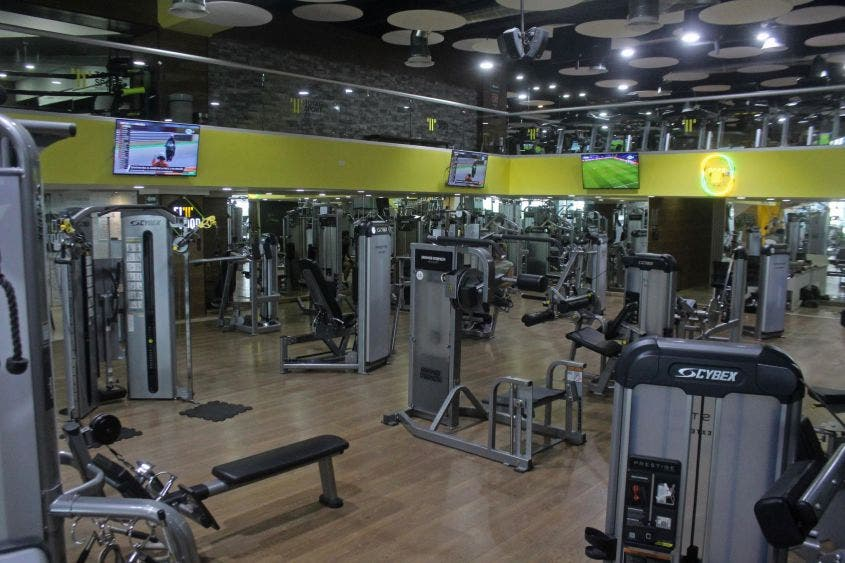 Abren gimnasios de Cancún con todas las medidas sanitarias.