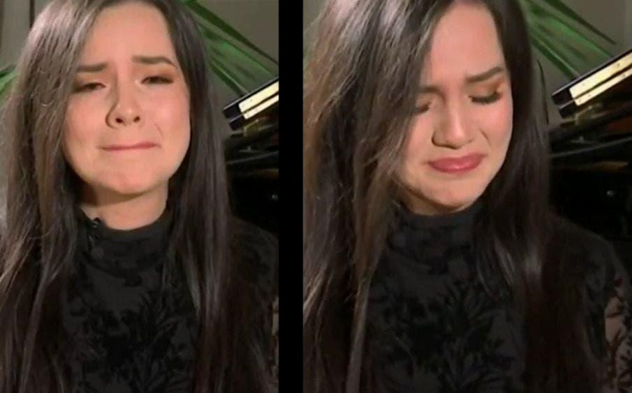 Sarita Sosa tras un año reaparece llorando por José José y la destrozan