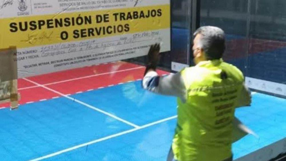 Por dar clases presenciales suspenden una escuela en Querétaro