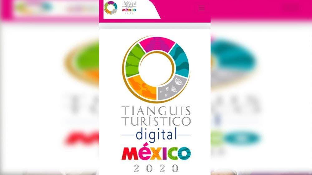 """Inaugura AMLO primer """"Tianguis Turístico Digital 2020"""""""