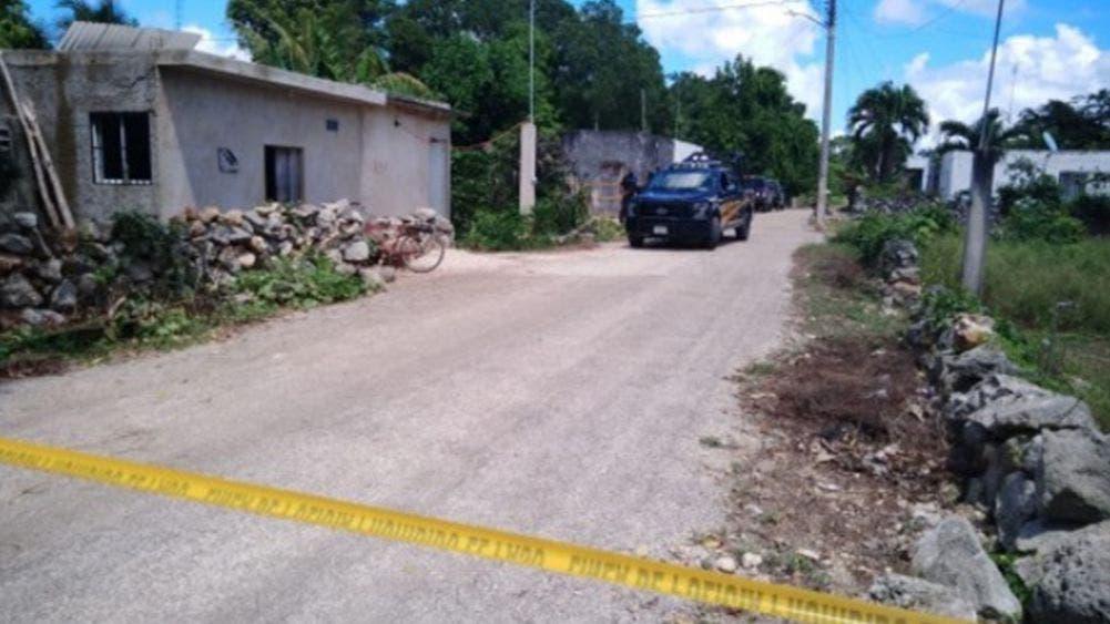 Por accidente niño mata a su primo con una escopeta en Tizimín