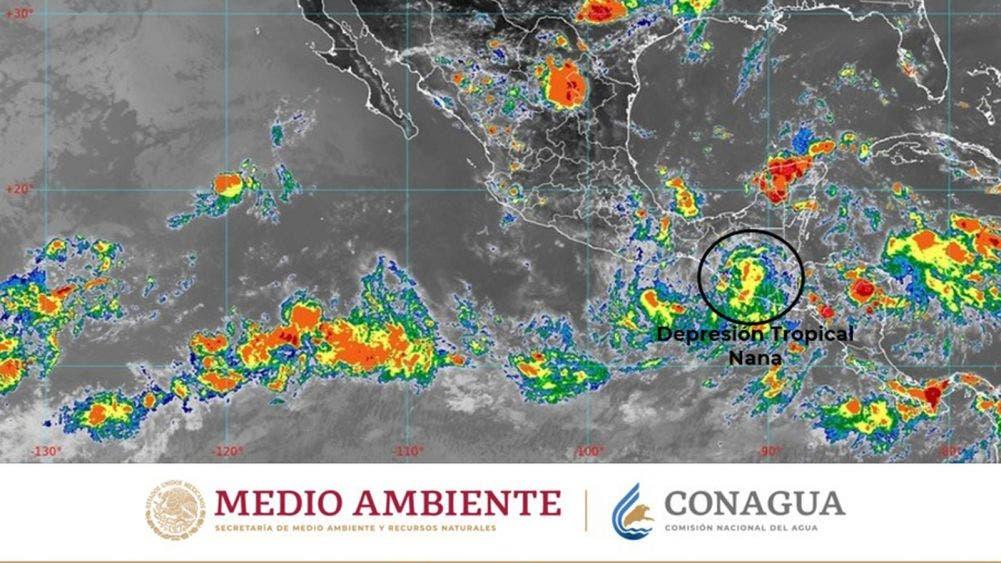 """En alerta Oaxaca por tormenta tropical """"Nana""""; podría intensificarse"""