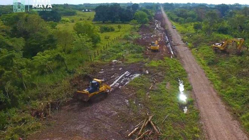 Presenta Fonatur el 5° informe semanal del Tren Maya