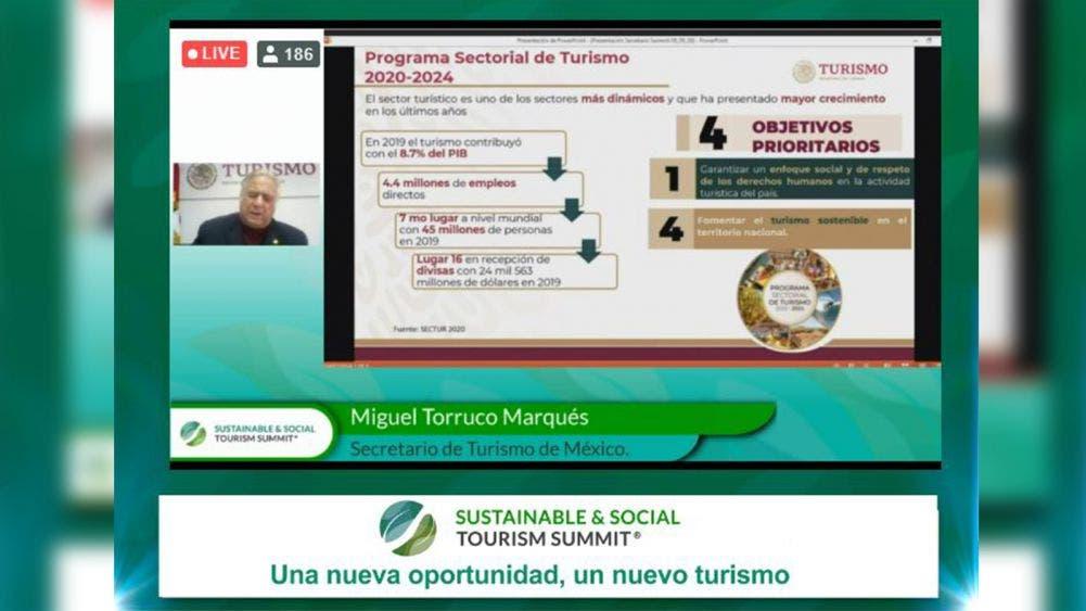 Impulsa Sectur el turismo sostenible en Quintana Roo