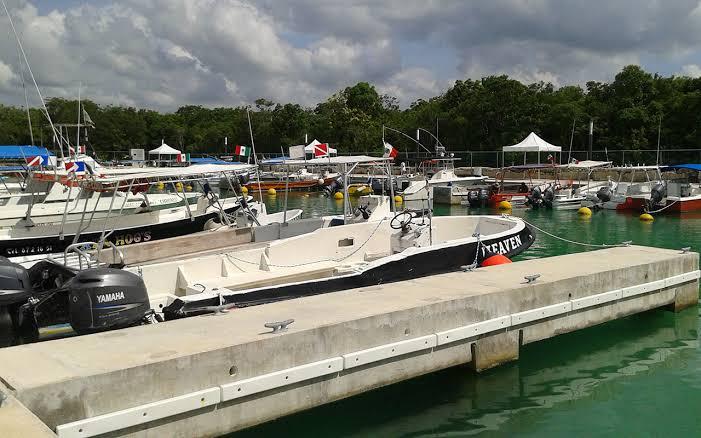 Marina Cozumel sin servicios de agua potable y energía eléctrica.