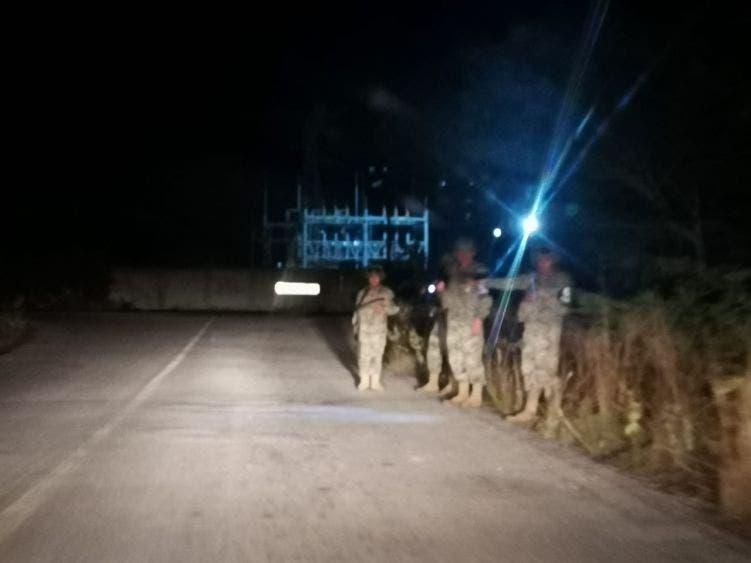 Refuerzan Marina y Sedena operativos antidrogas en la Costa Maya.