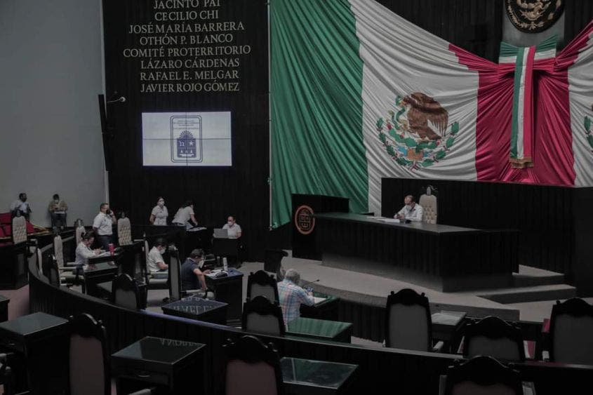 Concluye el primer año de ejercicio del Congreso de Quintana Roo.