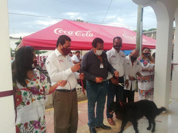 Inauguran oficinas de la 4T en Lázaro Cárdenas; buscan mejorar las condiciones de vida para las familias del municipio.