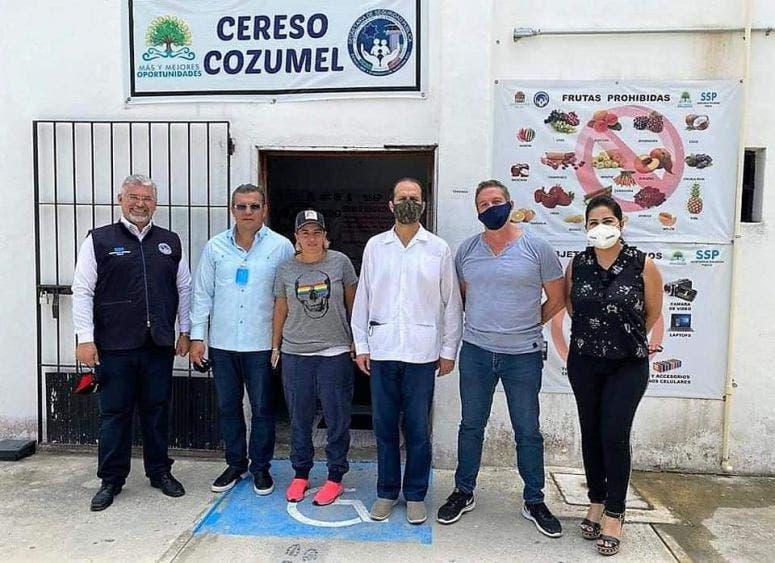 Investiga Derechos Humanos caso de interno enfermo del Cereso de Cozumel.