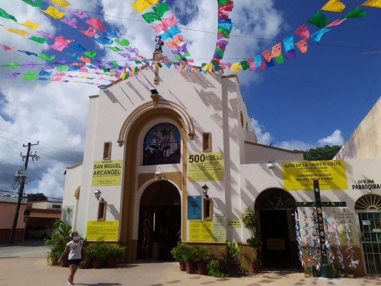 Festividades de San Miguel de Cozumel serán del 20 al 29 de septiembre.
