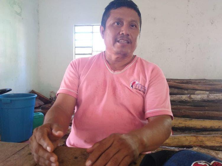 El campo es la esperanza para familias trabajadoras de la Zona Maya.
