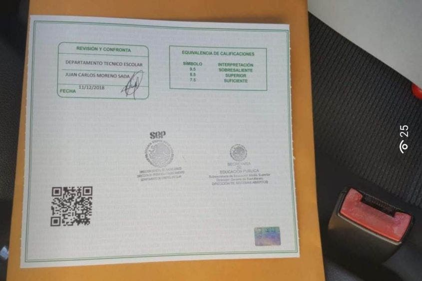 Alertan en Q. Roo por estafa con certificados y títulos profesionales.