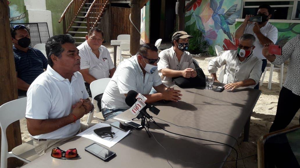 Empresarios de Cozumel piden apoyo del Gobierno de Quintana Roo.