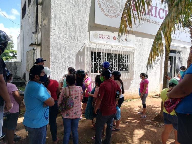 Millonaria inversión para programa de vivienda en la Zona Maya; mil 788 familias fueron registradas en el censo de beneficiarios.