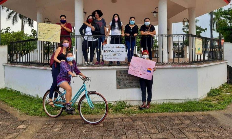 Exigen detener odio contra comunidad LGBTIQ+ en Zona Maya.