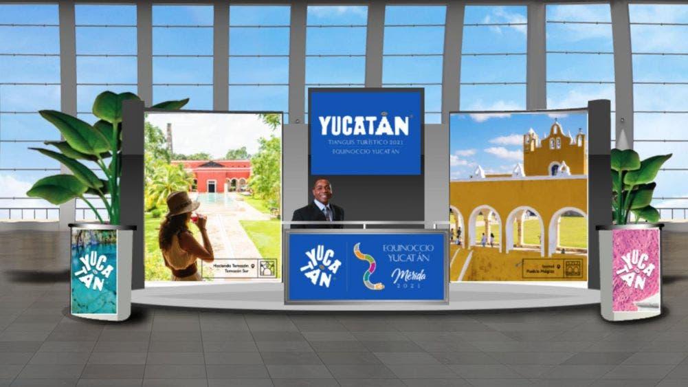 Yucatán presentará en Tianguis Turístico Digital nuevos productos, marca y sitio web