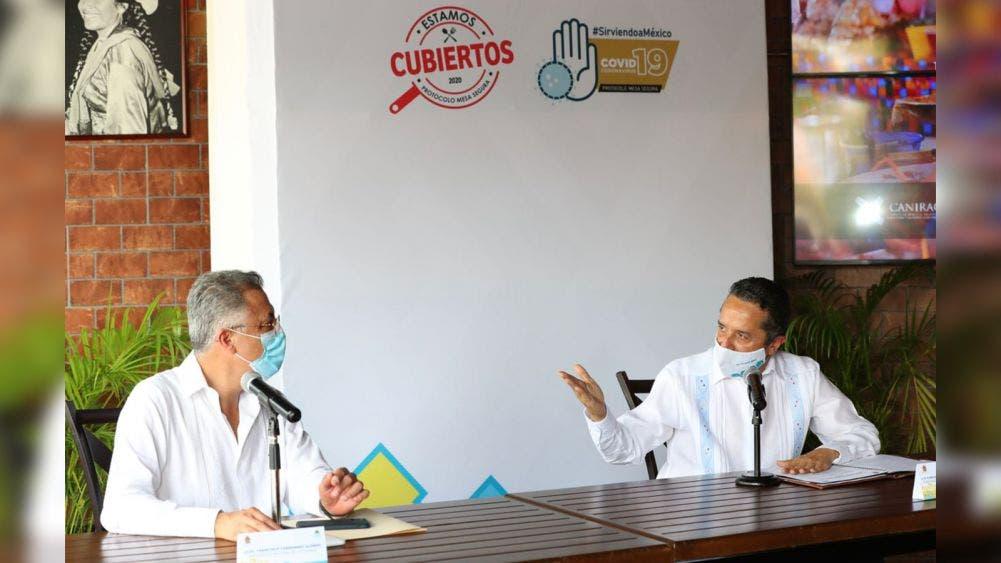 Con mejores condiciones de higiene, se da más seguridad a los clientes: Carlos Joaquín