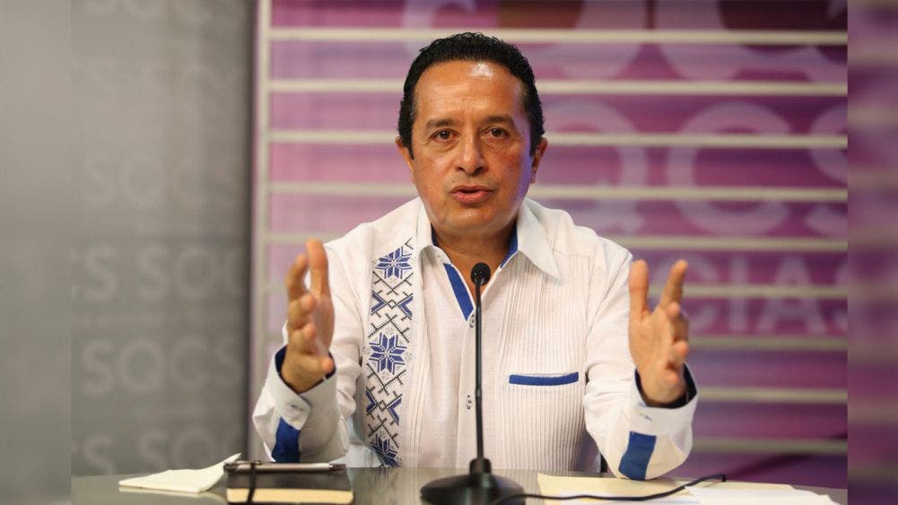 Quintana Roo continúa en semáforo amarillo durante la siguiente semana: Carlos Joaquín