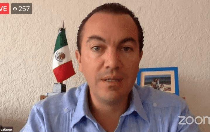 Mesa Chica: Carlos Orvañanos y Chucho Pool calientan motores en PAN y PRD por Benito Juárez.