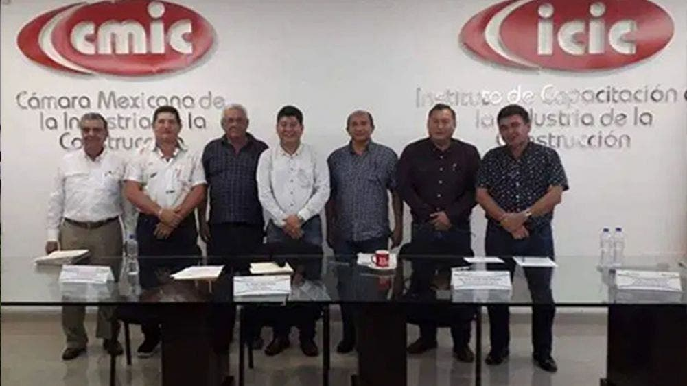 Empresas de la CMIC pugnarán por tramos 6 y 7 del Tren Maya