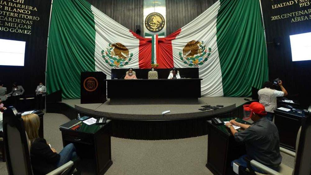 Inicia segundo año de funciones del Congreso de Quintana Roo