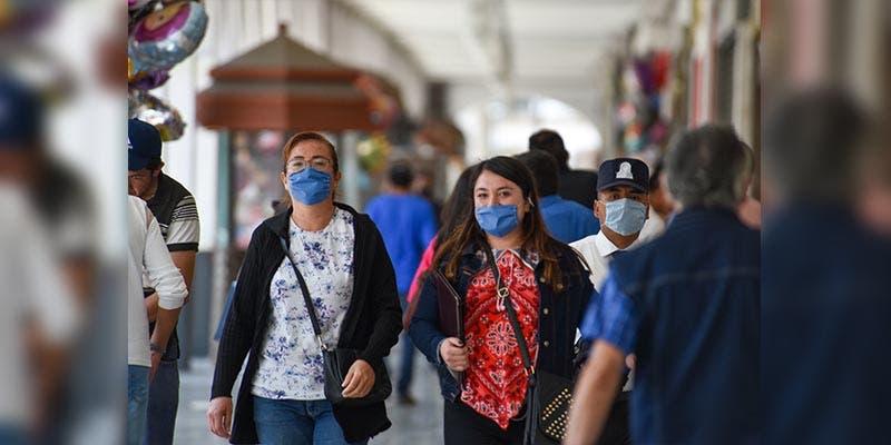 En agosto fue el pico de la pandemia en México