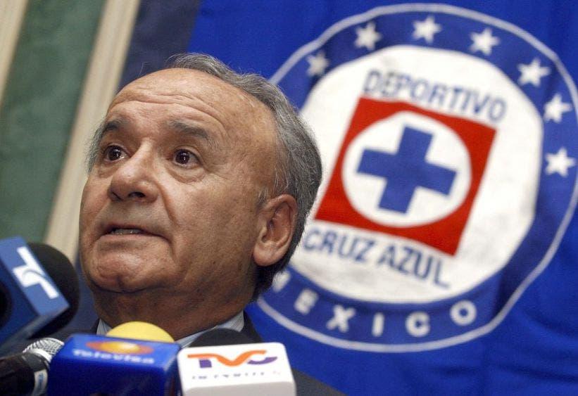 Federación Mexicana de Futbol regaña a Cruz Azul por no tener presidente